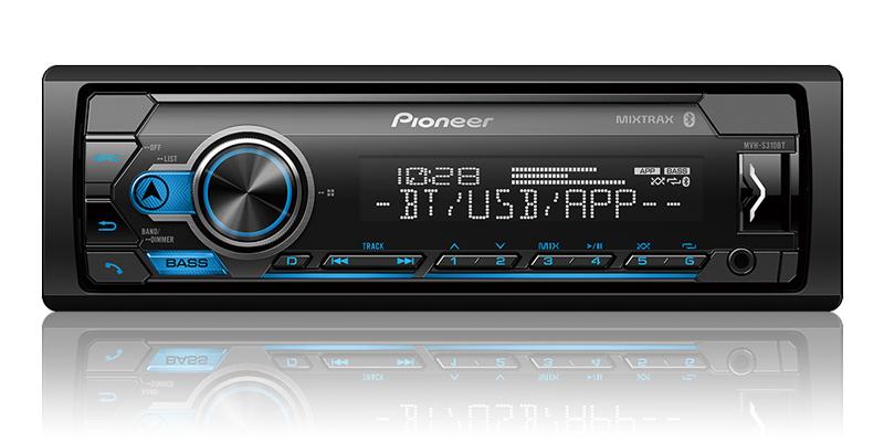 Super Mvh S310Bt Digital Media Receiver With Pioneer Smart Sync App Wiring Cloud Uslyletkolfr09Org