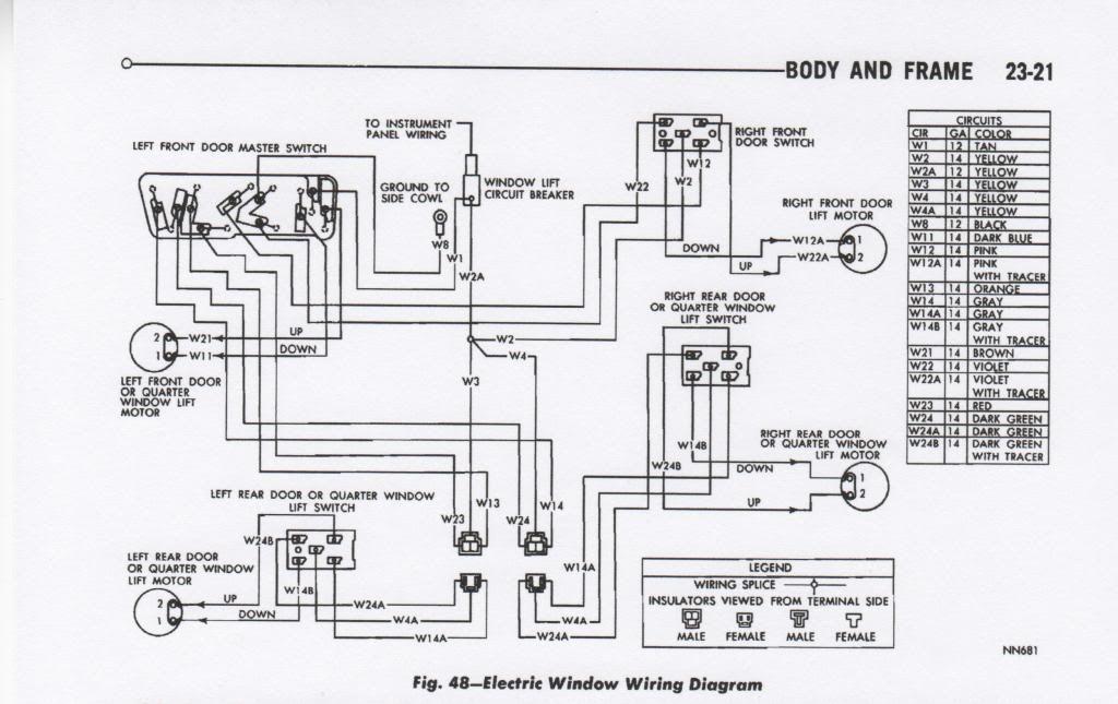 Rw 2363  Dodge Coronet Wiring Harness Free Diagram