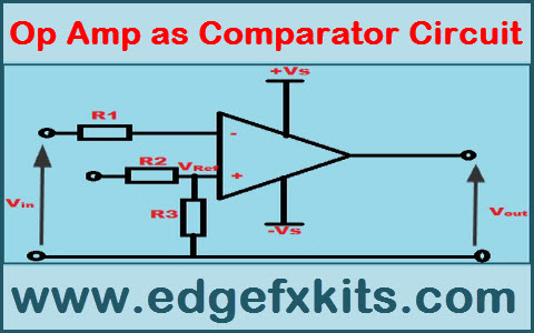 Enjoyable Op Amp As Comparator Circuit And Its Working Operation Wiring Cloud Licukshollocom