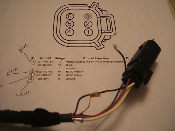 OL_5537] Ford Backup Camera Wiring Diagram Wiring DiagramIcal Penghe Batt Umng Mohammedshrine Librar Wiring 101