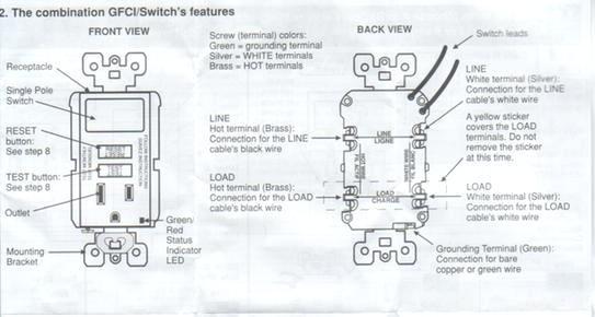 sx0708 gfci schematic wiring free diagram