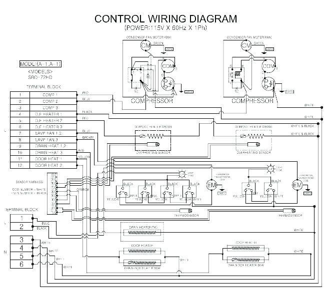 Groovy Amana Fridge Wiring Schematic Ge Profile Schematic Water Pump Wiring Cloud Timewinrebemohammedshrineorg