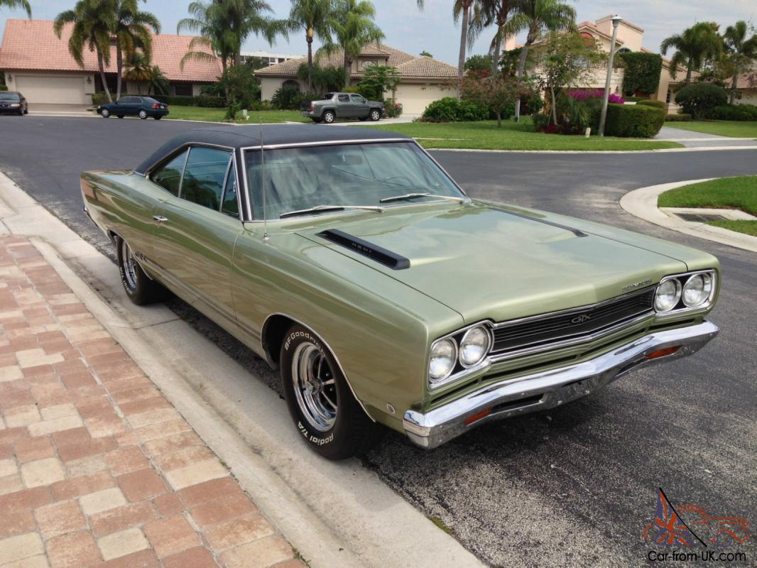 Enjoyable 1968 Plymouth Gtx 426 Hemi Documented J Code Frame Up Resto 66 67 68 Wiring Cloud Mousmenurrecoveryedborg