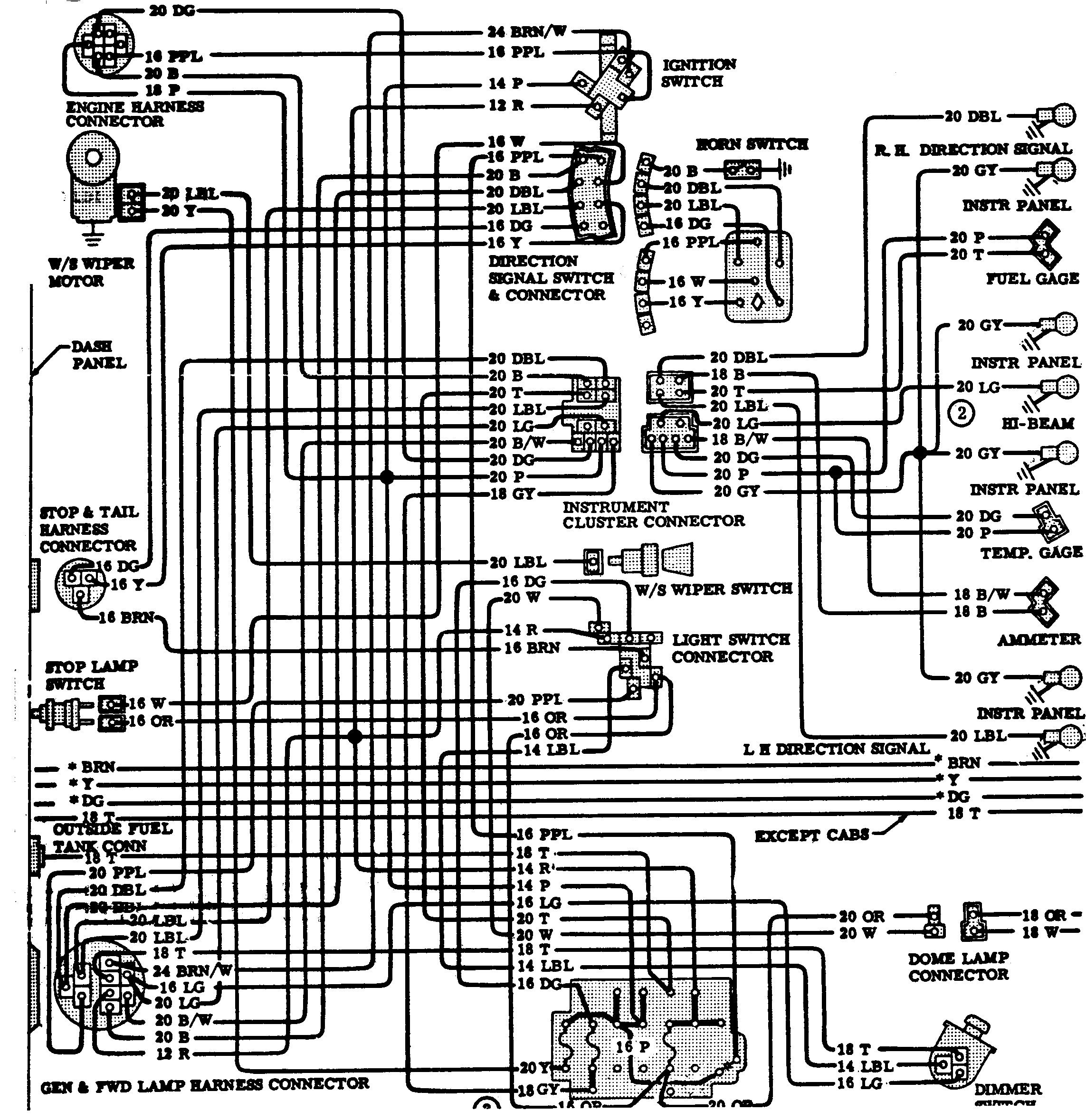 64 chevy truck wiring diagram - wiring diagram harsh-usage-a -  harsh-usage-a.agriturismoduemadonne.it  agriturismoduemadonne.it