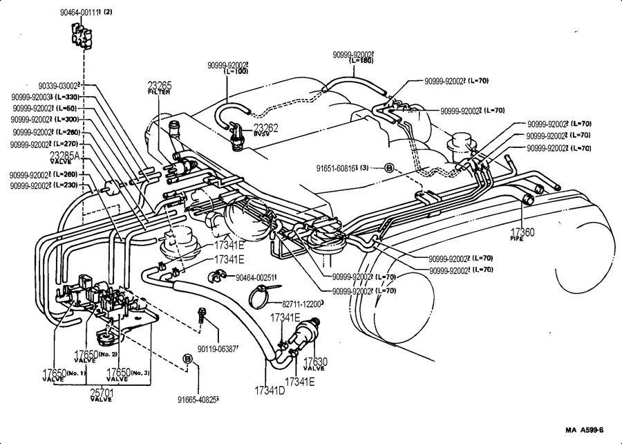 1990 Toyota V6 Engine Diagram Wiring Diagrams Regular A Regular A Miglioribanche It