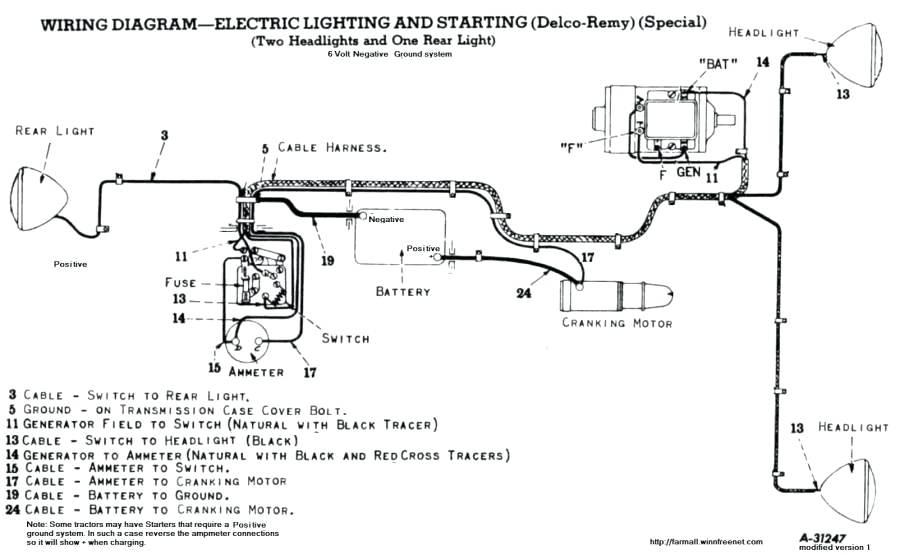 ks8897 light wiring diagram farmall h tractor download diagram