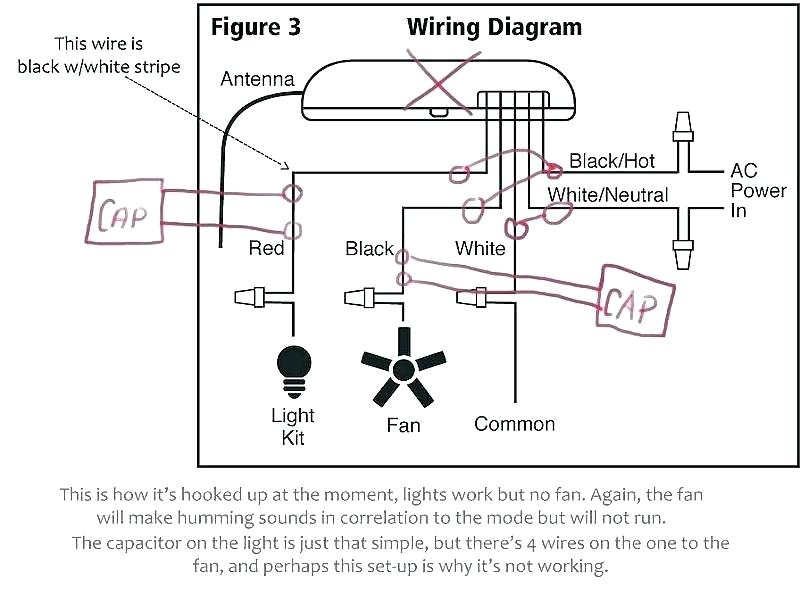 Vintage Fan Wiring Diagram