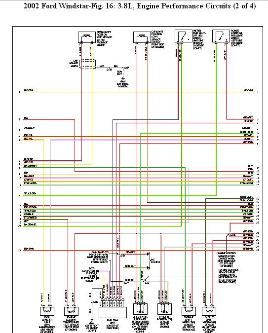 2002 Ford Windstar Wiring Diagram Wiring Diagram Drop Make A Drop Make A Cfcarsnoleggio It