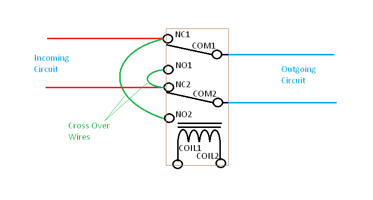 Wondrous Mosfet Making A 4 Way Switch Multiple Options Electrical Wiring Cloud Inklaidewilluminateatxorg