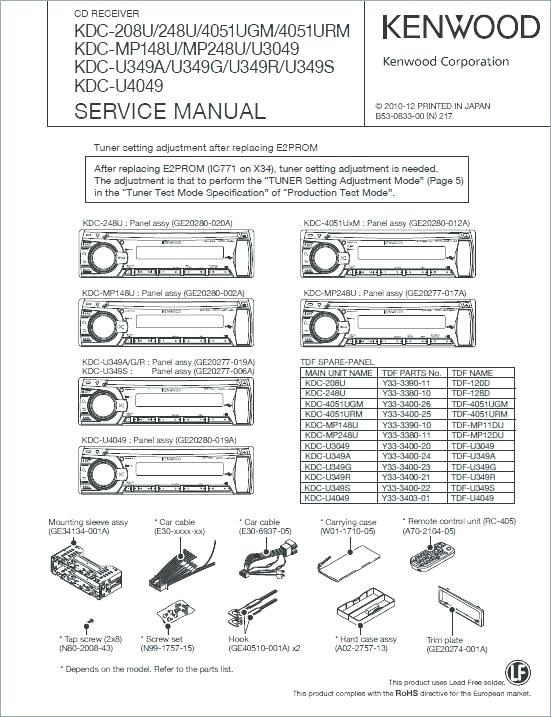 Kc 5245 Kenwood Car Stereo Wiring Harness Diagram Wiring Harness Wiring Download Diagram