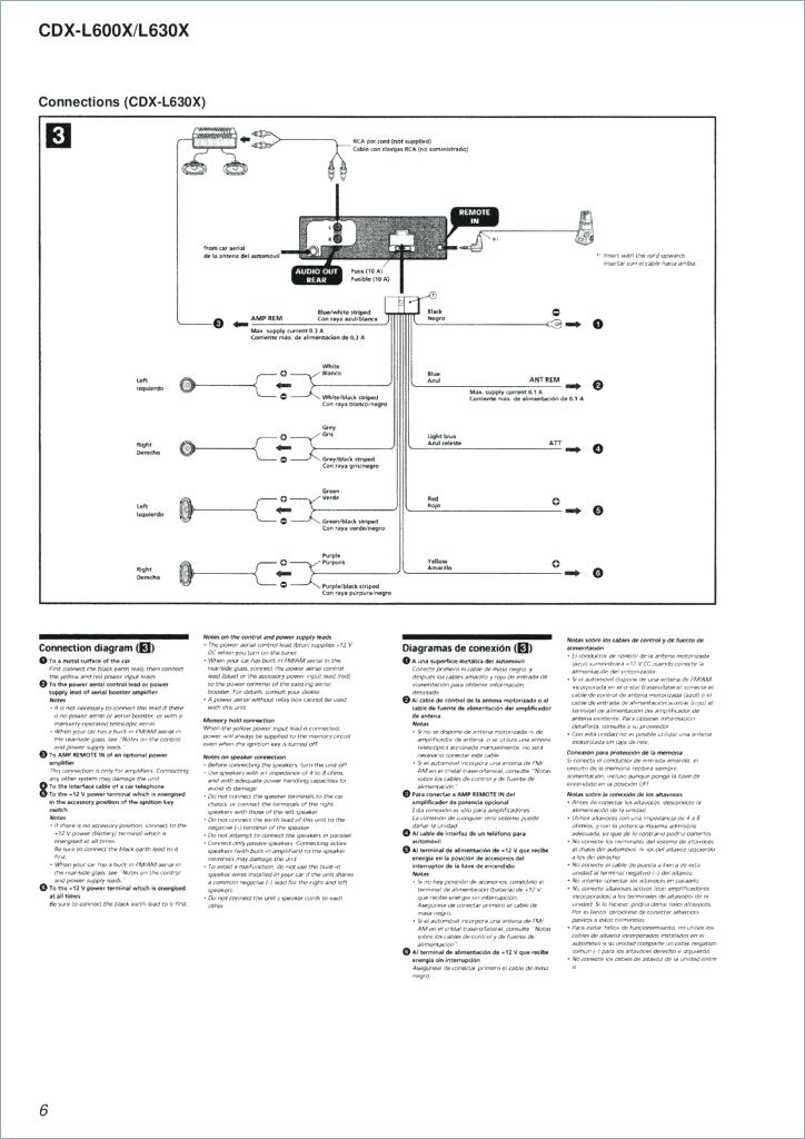 Marvelous Sony Cdx Gt520 Wiring Diagram Deck Wiring Diagram Wiring Cloud Overrenstrafr09Org