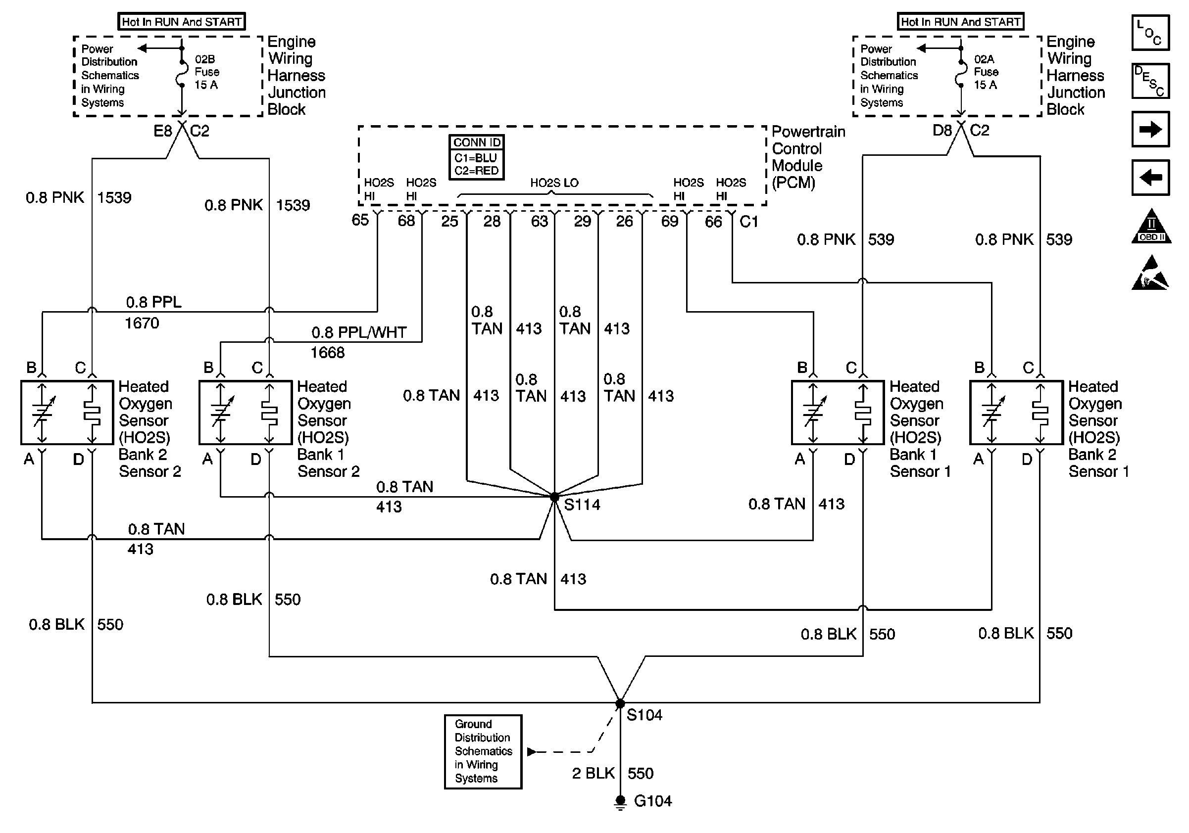 Bosch 5 Wire Oxygen Sensor Wiring Diagram - Wiring Diagram