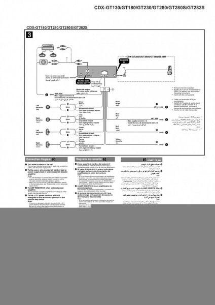 sony xplod wire diagram  1999 chevy silverado trailer