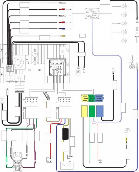jensen uv10 stereo wiring diagram kx 2986  jensen uv10 wiring harness diagram  kx 2986  jensen uv10 wiring harness diagram