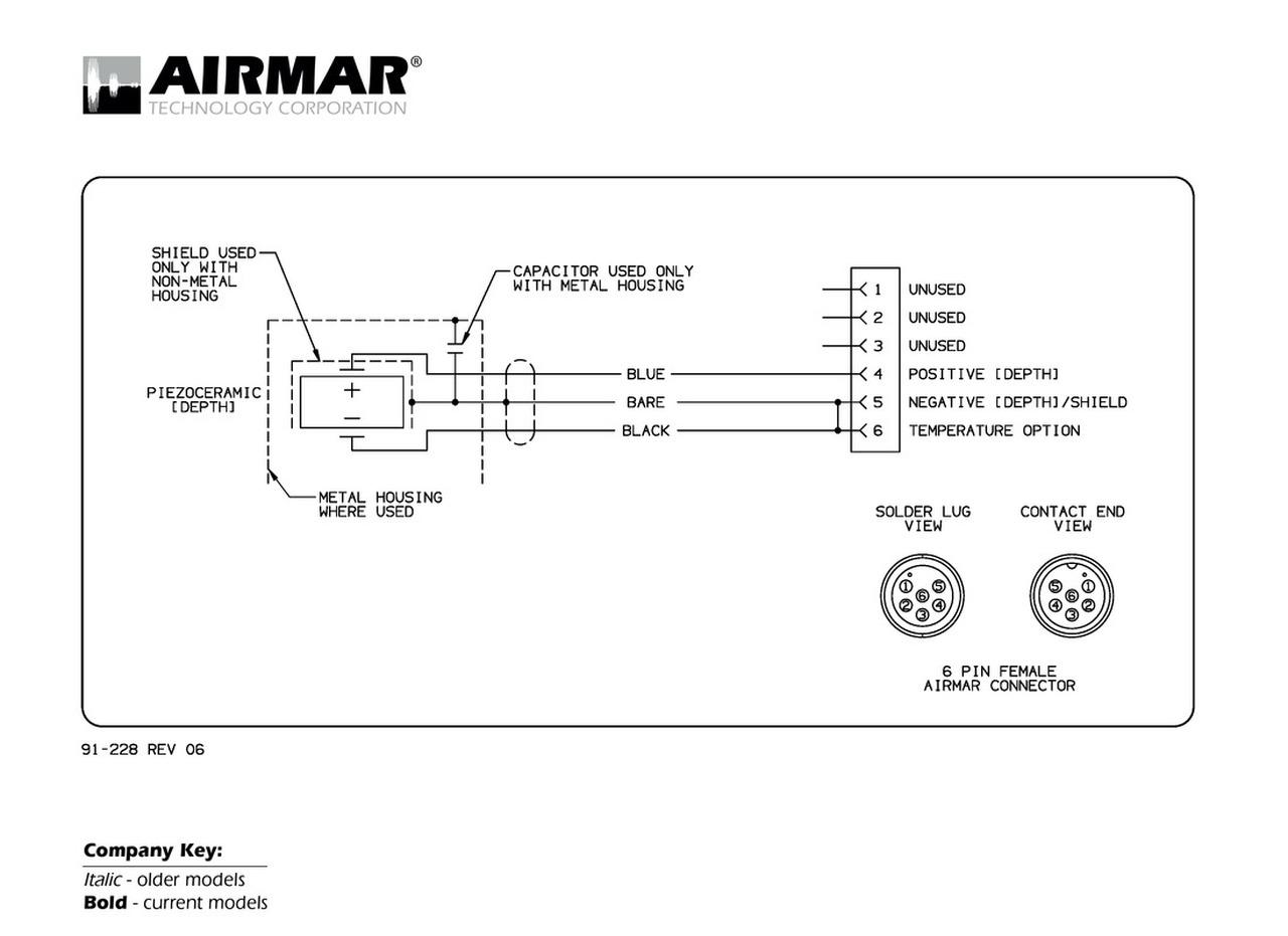 Furuno Transducer Wiring Diagram