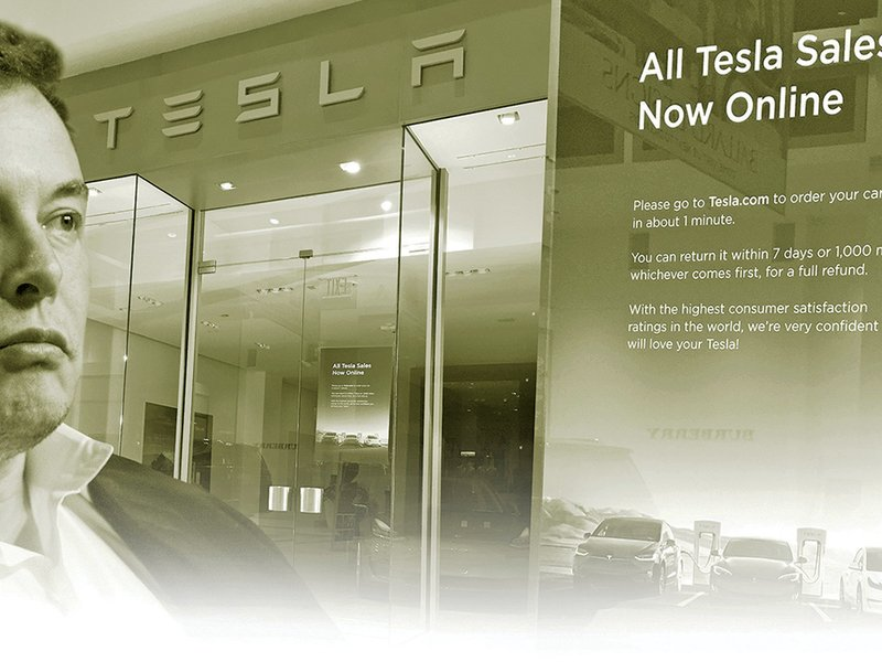 Peachy What Does Teslas New Online Focus Mean For Consumers Dealers And Wiring Cloud Dulfrecoveryedborg