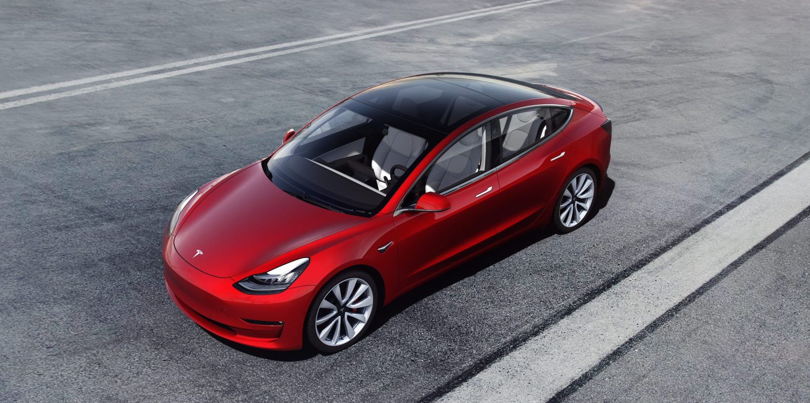 Outstanding Here Are The Top 5 Cars Tesla Model 3 Buyers Are Trading In Electrek Wiring Cloud Dulfrecoveryedborg
