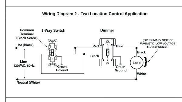 Diagram Diagram Low Voltage 3 Way Dimmer Wiring Diagram Full