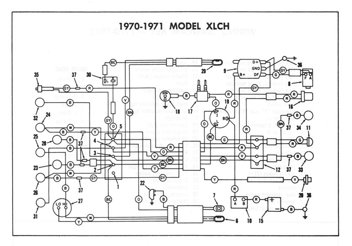Fe 8373 Panhead Wiring Diagram Furthermore Harley Manual Guide