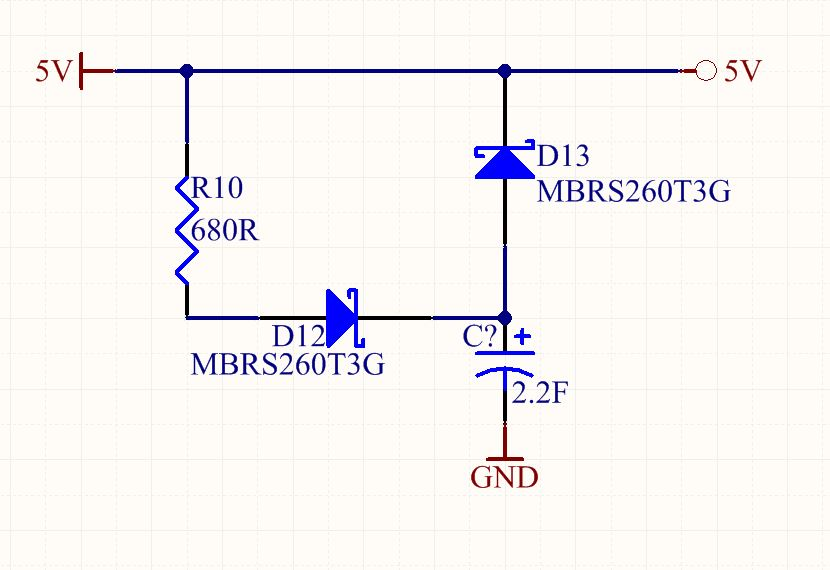 Cool Supercapacitor Super Capacitor Charge And Discharge Circuit Wiring Cloud Rometaidewilluminateatxorg