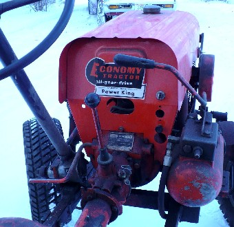 Awesome Power King Economy Tractor Wiring Cloud Waroletkolfr09Org