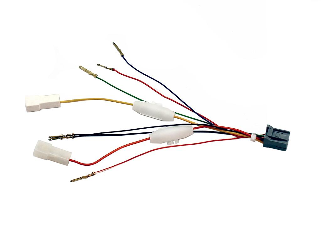 Stupendous Car Stereo Wire Harnesses Radio Wires For All Car Audio Wiring Wiring Cloud Domeilariaidewilluminateatxorg