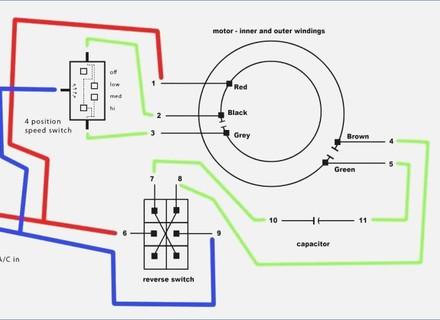 Xn 4510 Four Speed Motor Wiring Diagram Wiring Diagram