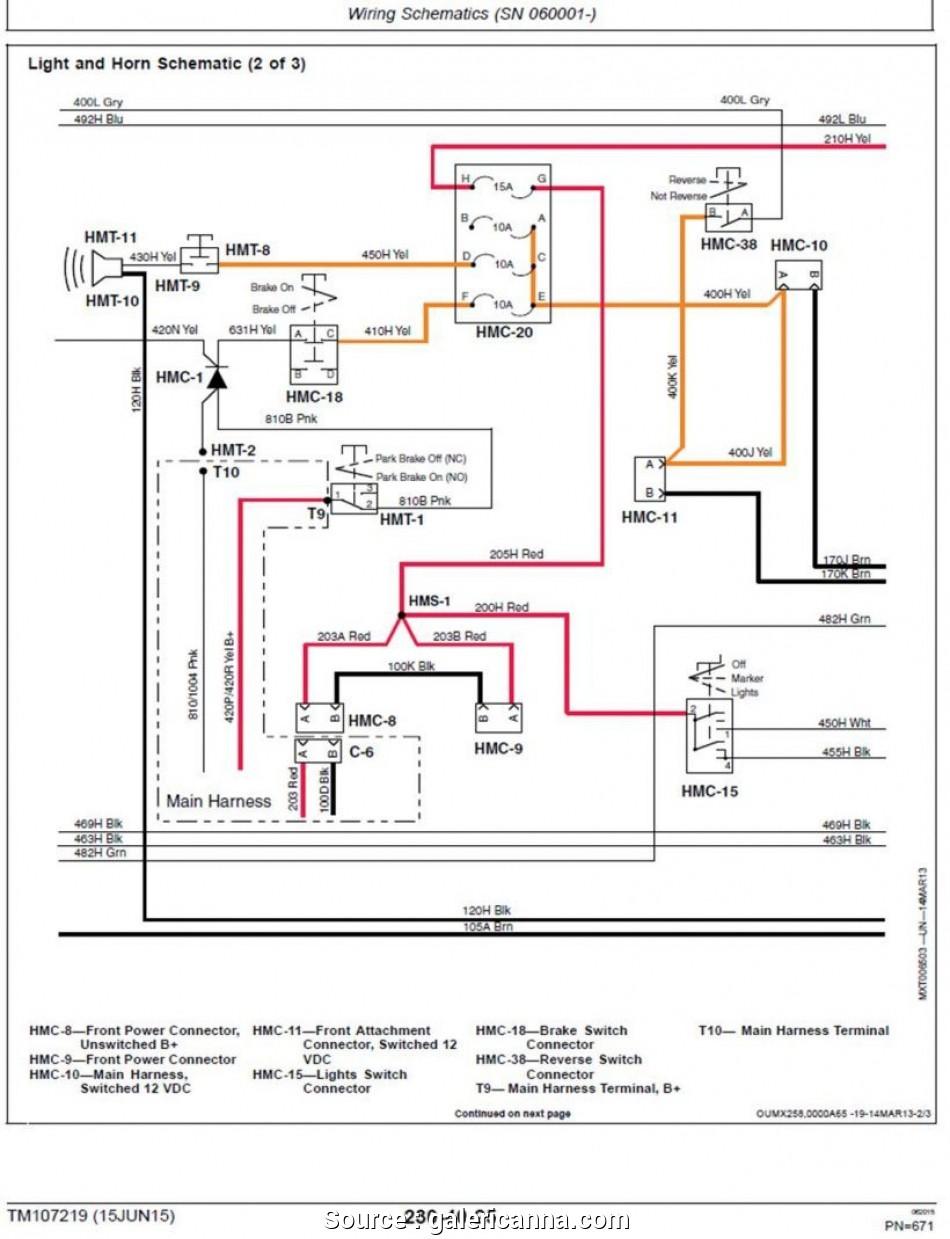 Bz 9530  770 John Deere Fuse Box Wiring Diagram