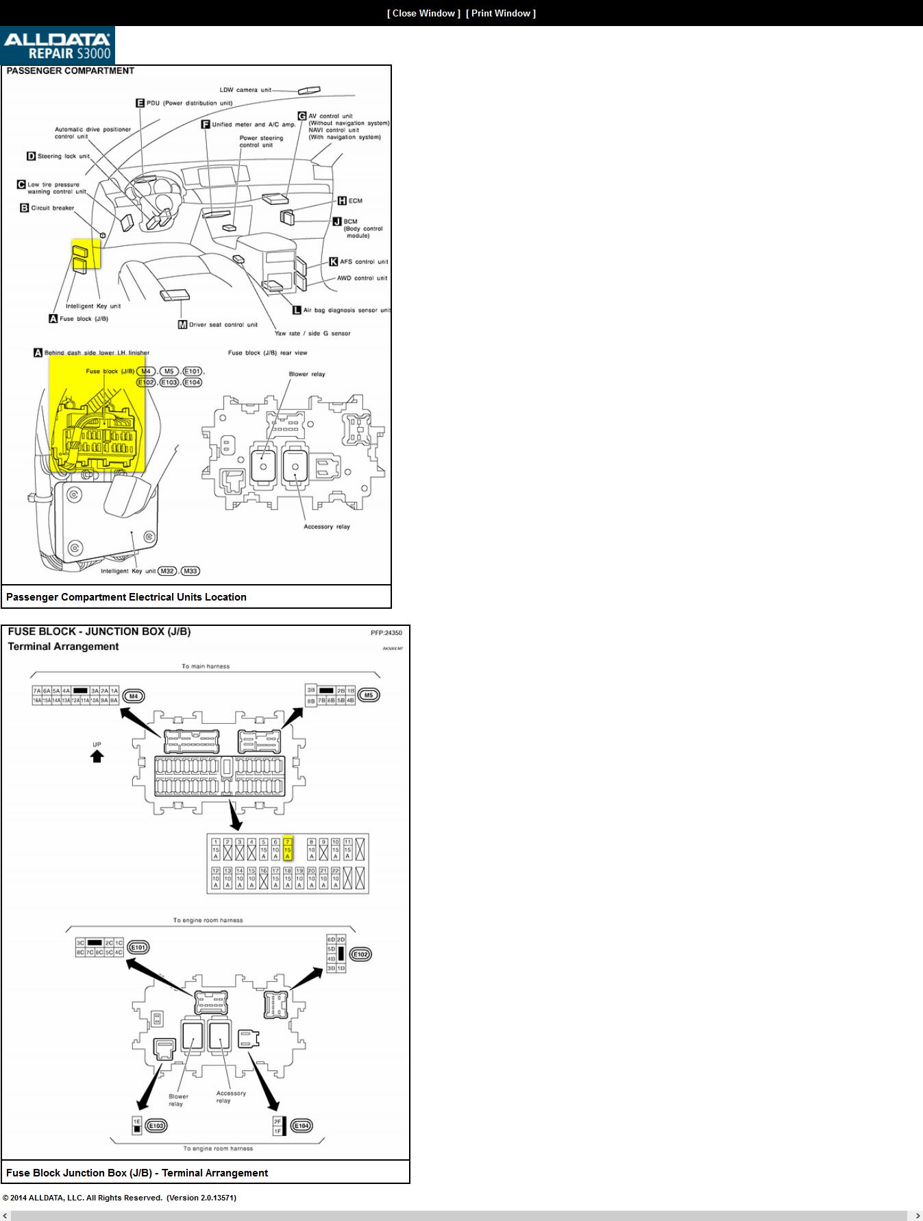 06 Infiniti M35 Fuse Box 96 Gm Radio Wiring Diagram Ct90 Yenpancane Jeanjaures37 Fr