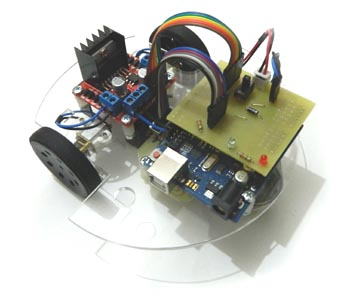 Outstanding Arduino Line Follower Robot Wiring Cloud Eachirenstrafr09Org