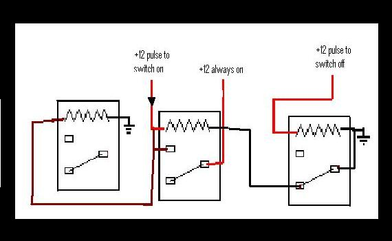 Sensational What Is A Latching Relay Types Of Relays Wiring Cloud Xortanetembamohammedshrineorg
