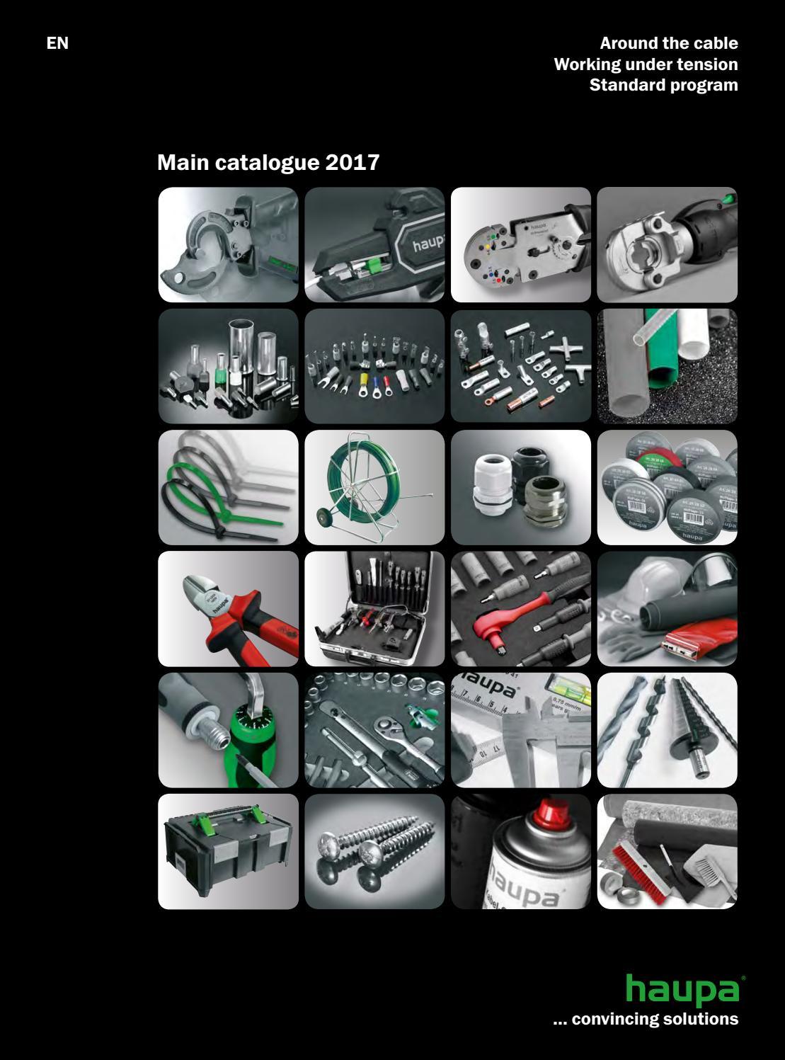 Fine Haupa Katalog 2017 En By Mentavill Issuu Wiring Cloud Ymoonsalvmohammedshrineorg