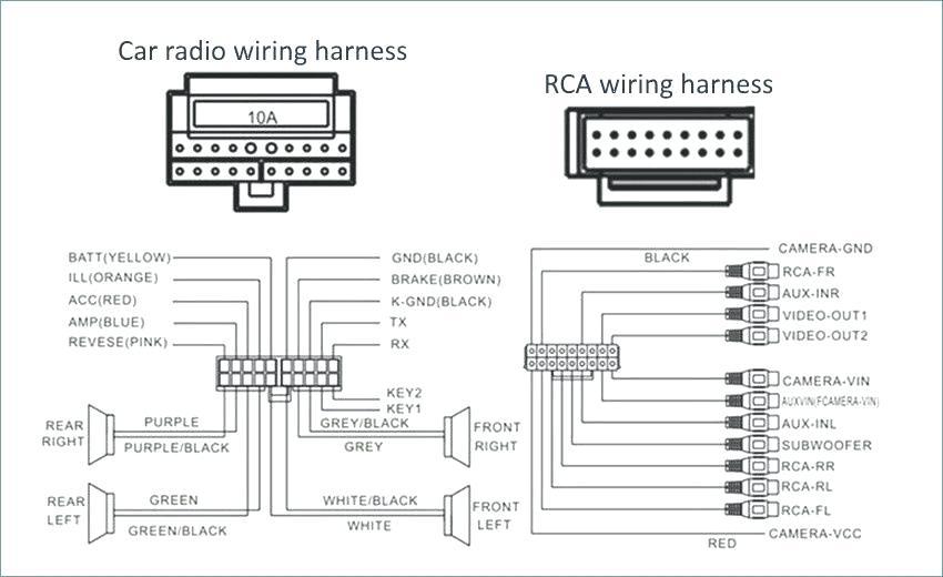 Nissian Car Stereo Wiring Diagram Car