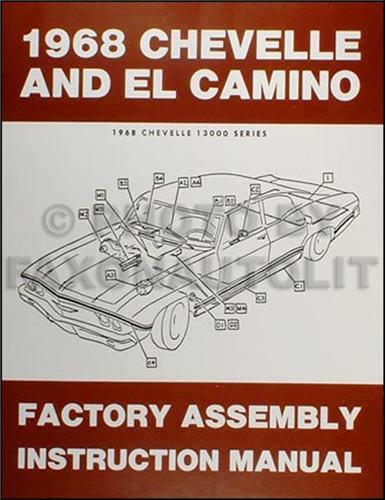 Vs 9115 1968 El Camino Wiring Diagram Download Diagram