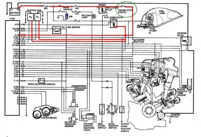 tl1000s wiring diagram xr 6864  2001 gsxr 1000 2007 gsxr 600 wiring diagram tl 1000  2001 gsxr 1000 2007 gsxr 600 wiring