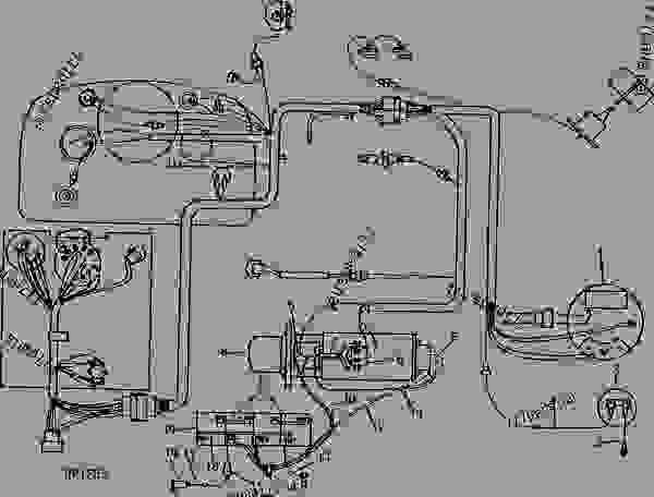 Wiring Diagram John Deere 1020