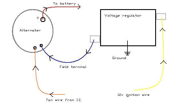 Cm 3735 Echlin Voltage Regulator Wiring Diagram Download Diagram