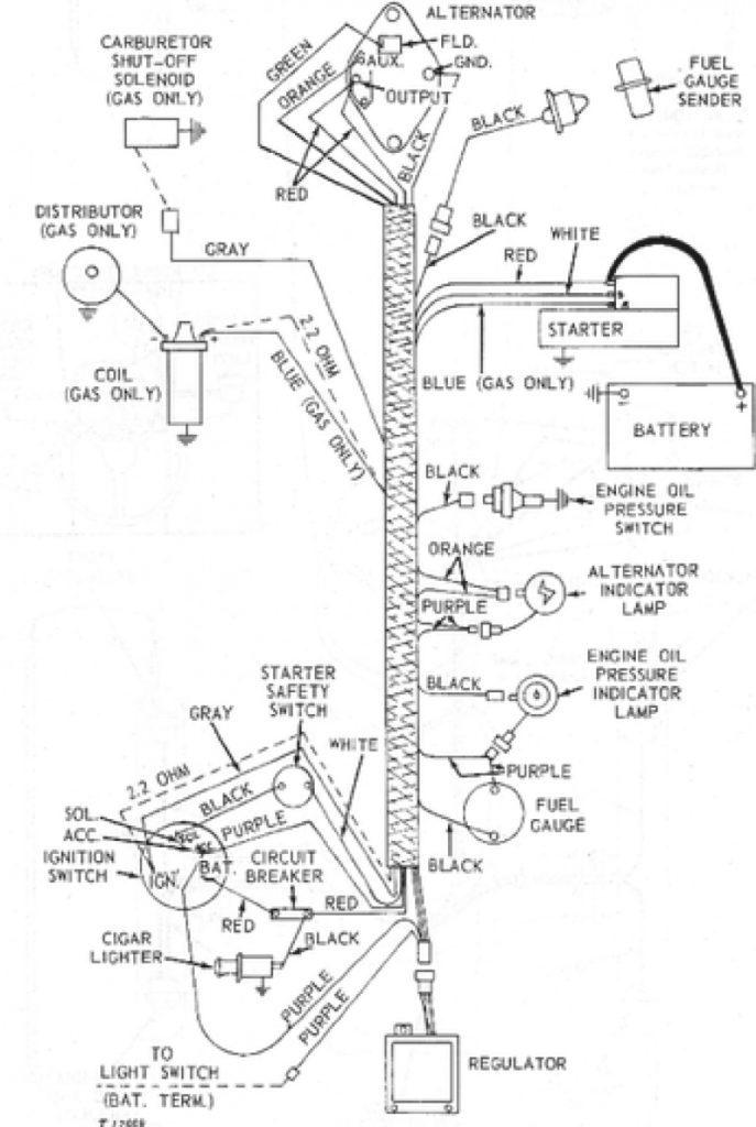 GO_0597] John Deere 1010 Wiring Diagram Schematic WiringTaliz Jidig Mohammedshrine Librar Wiring 101