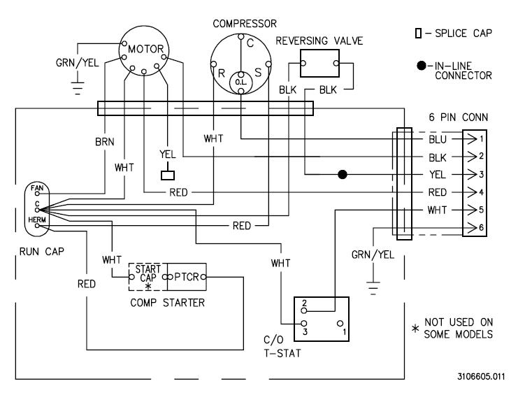 NF_1230] Home A C Compressor Wiring Diagram Schematic Wiring