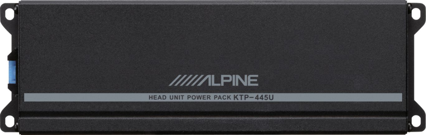 Awe Inspiring Alpine Power Pack 180W Class D Bridgeable Multichannel Amplifier Wiring Cloud Genionhyedimohammedshrineorg