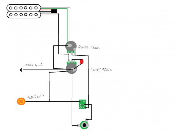 Piezo Bridge Wiring Diagram