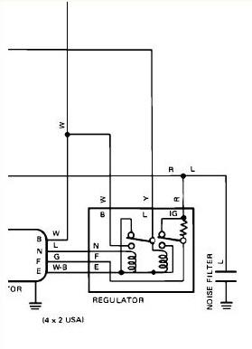Tremendous Corvette Alternator Wiring Diagram Basic Electronics Wiring Diagram Wiring Cloud Faunaidewilluminateatxorg