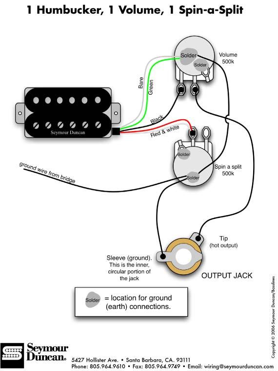 Phenomenal Single Pickup Guitar Wiring Diagram On Volume 1 Tone Pickup Wiring Wiring Cloud Uslyletkolfr09Org