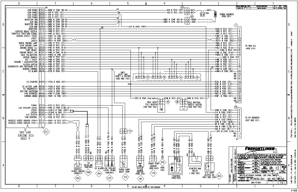 60 Series Wiring Schematic 2000 Dodge
