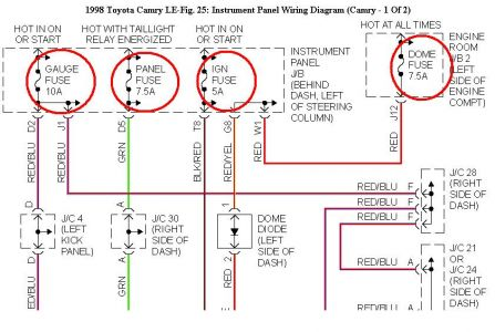 1998 toyota camry wiring schematic wn 9200  1989 toyota camry 4 cyl part1 fuse box diagram schematic  1989 toyota camry 4 cyl part1 fuse box