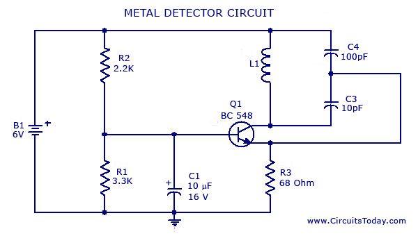 BA_5969] Metal Detector Diy Circuit Free DiagramLous Animo Elia Nful Mohammedshrine Librar Wiring 101