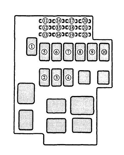 hy_8158] 2000 mazda millenia fuse diagram wiring diagram  nedly benkeme mohammedshrine librar wiring 101