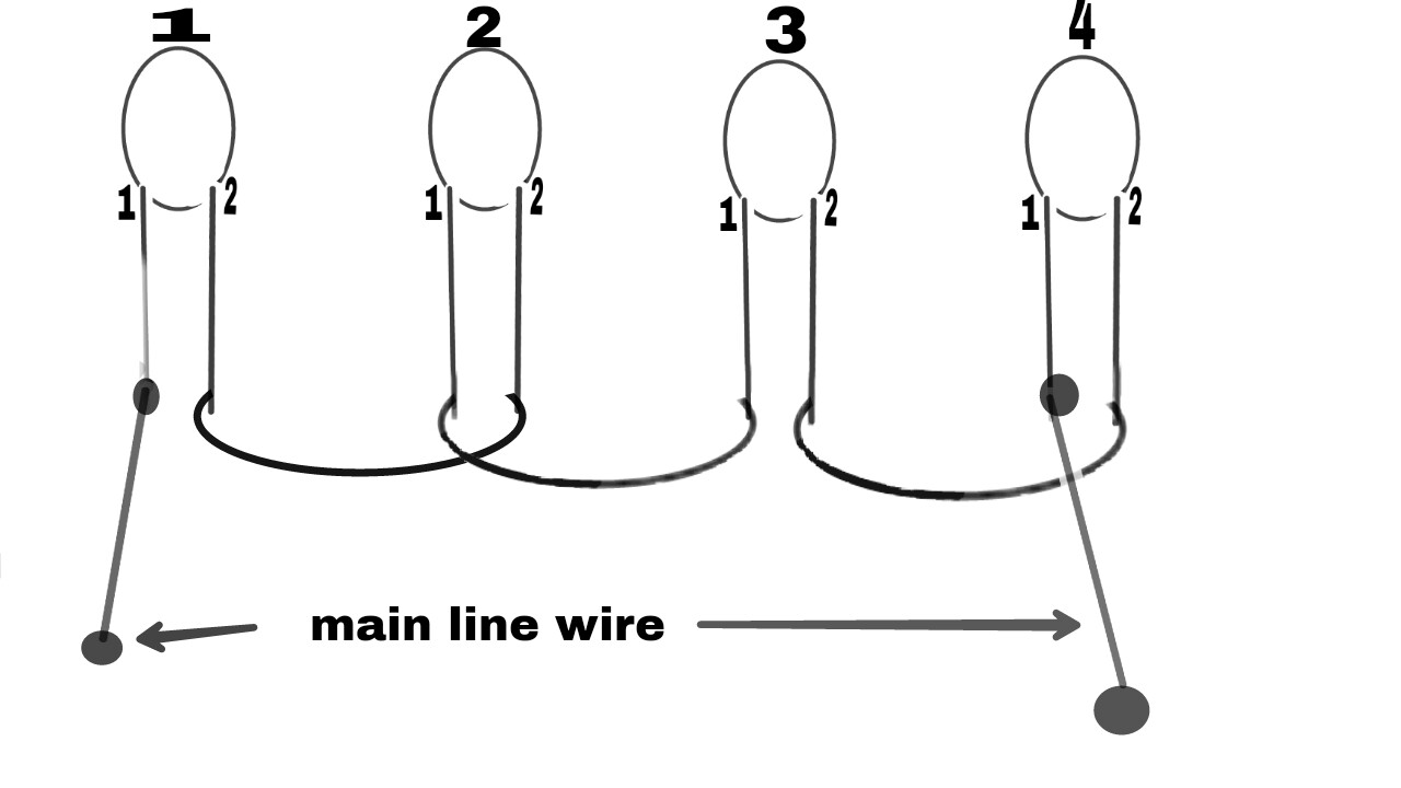 Table Fan Internal Wiring Diagram