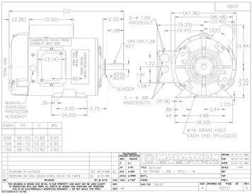 YG_7144] Wiring Diagram Hi I Just Bought A Marathon Electric Ac Motor Hp 14  V Schematic WiringLacu Gue45 Ologi Emba Mohammedshrine Librar Wiring 101