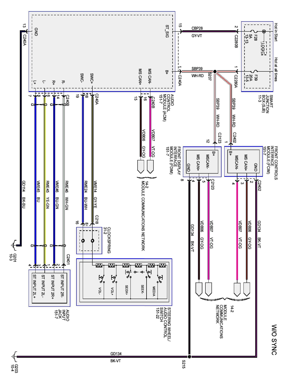 Focus Radio Wiring Diagram - Smoke Detector Interconnect Wiring Diagram For  Houses for Wiring Diagram SchematicsWiring Diagram Schematics
